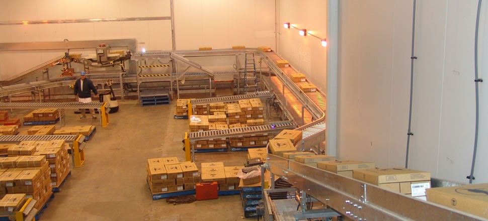 Abattoir Conveyor Systems