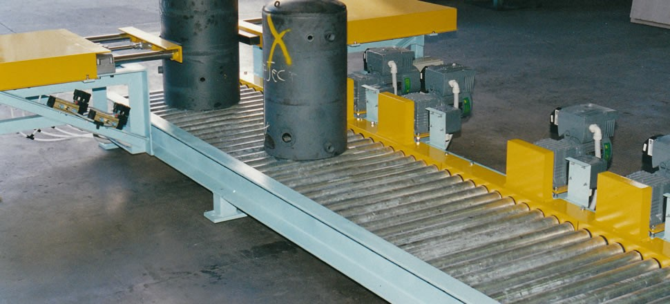 Special Manufacture Conveyors