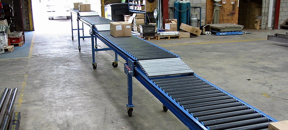 Extendable & Flexible Conveyors
